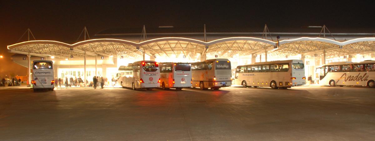 Afyonkarahisar Otobüs İstasyonu Turizm A.Ş. Logo
